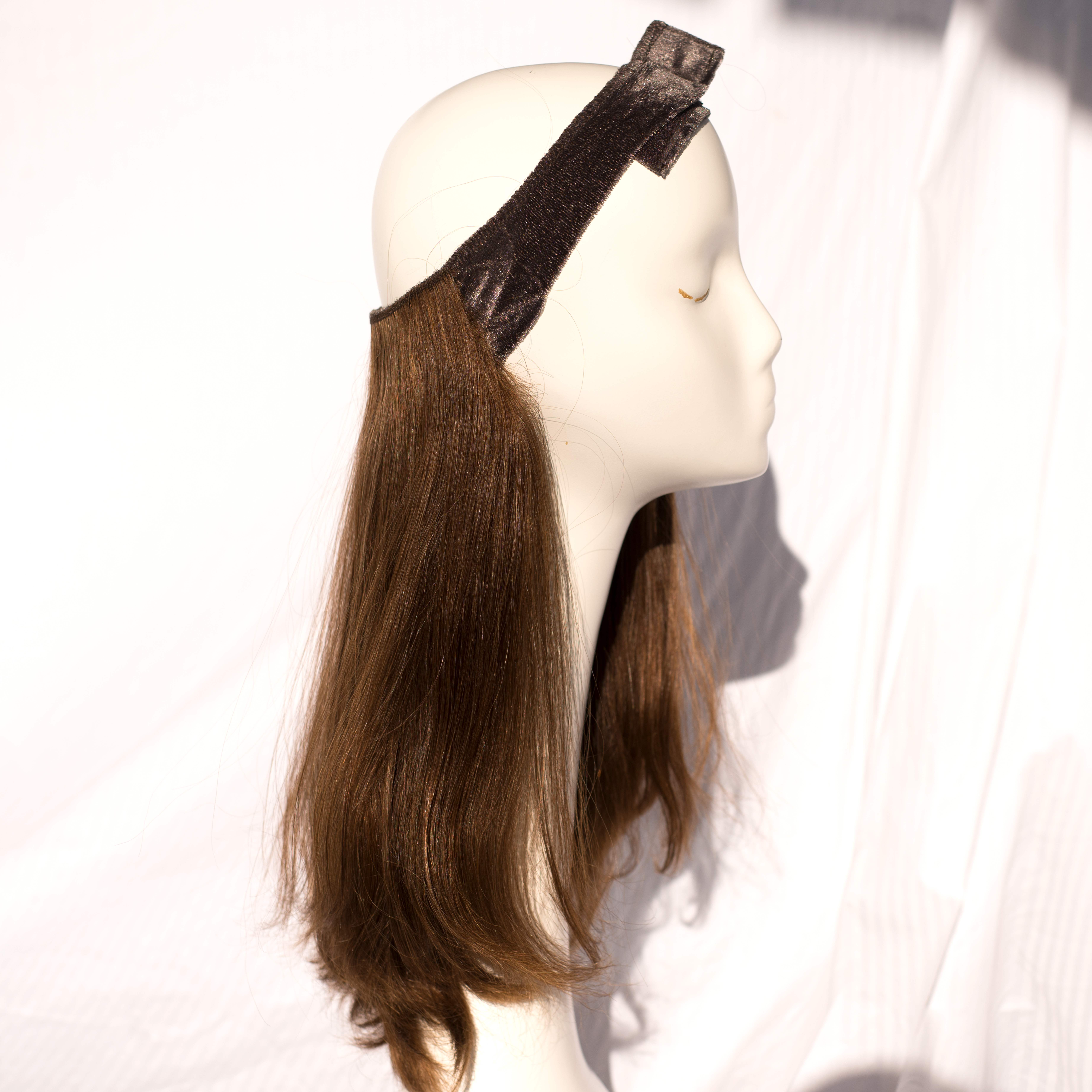 Hat Fall Russian Virgin Remy Hair Length 1624 Color 10 Wig