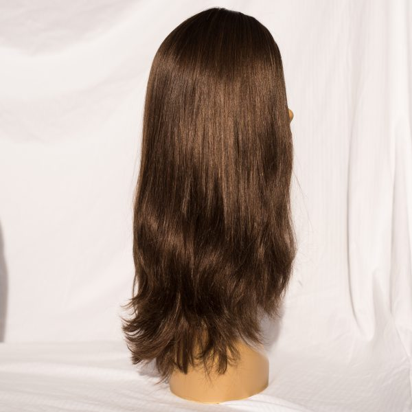 "WIG-EUROPEAN LENGTH 2O"", COLOR 6"