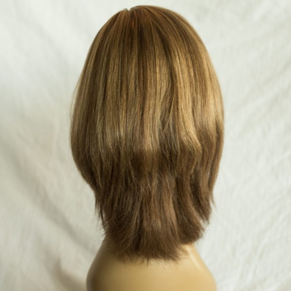 """WIG-EUROPEAN LENGTH 14"""" COLOR 10-12 WITH 13 HIGHLIGHTS"""