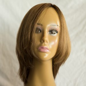 "WIG-EUROPEAN LENGTH 14"" COLOR 10-12 WITH 13 HIGHLIGHTS"