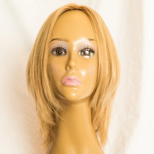 "WIG-EUROPEAN LENGTH 14"" COLOR 24-22"