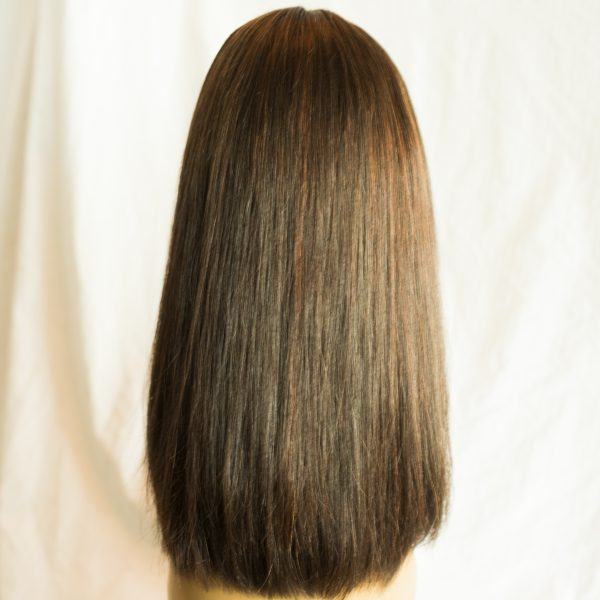 "WIG-EUROPEAN LENGTH 16"" COLOR 4-33"