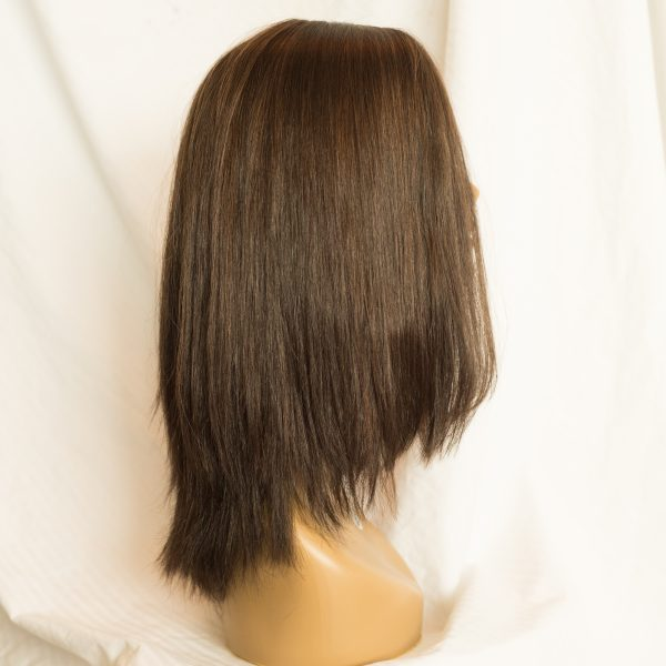 "WIG-EUROPEAN LENGTH 16"" COLOR 4-33 FRONT"