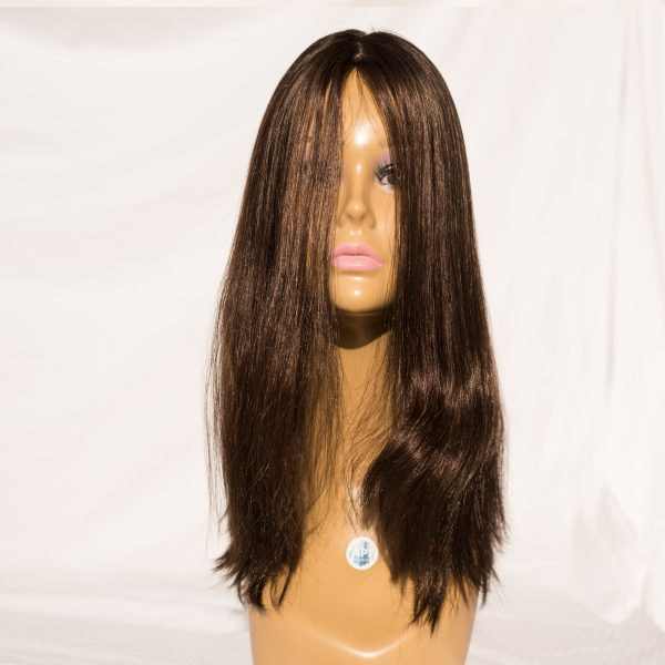 "WIG-EUROPEAN REMY LENGTH 21"" COLOR 4"