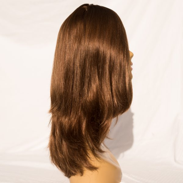 WIG- EUROPEAN REMY LENGTH 20 COLOR 8