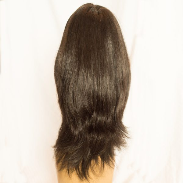 "WIG-EUROPEAN VIRGIN LENGTH 16"" COLOR 2 RIGHT SIDE"