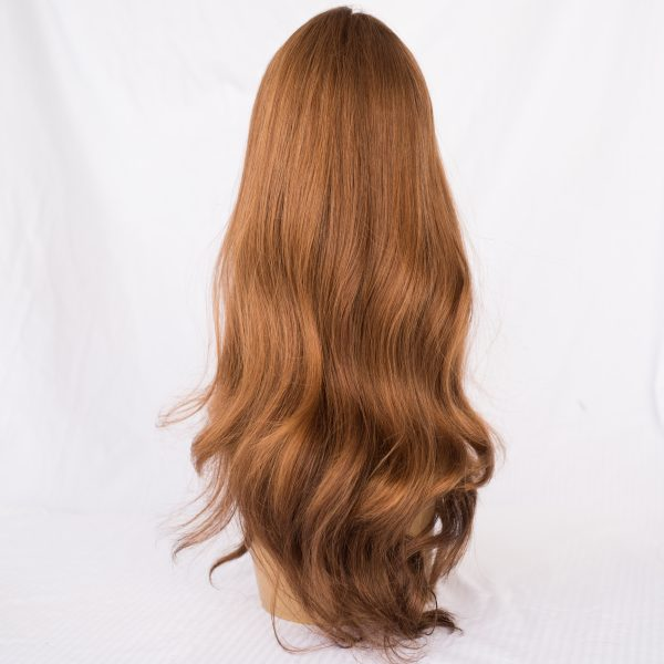 "WIG-RUSSIAN VIRGIN REMY LENGTH 25"" COLOR 10-32"