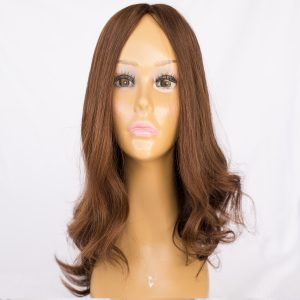"WIG-RUSSIAN VIRGIN REMY LENGTH 20"" COLOR 8-10"